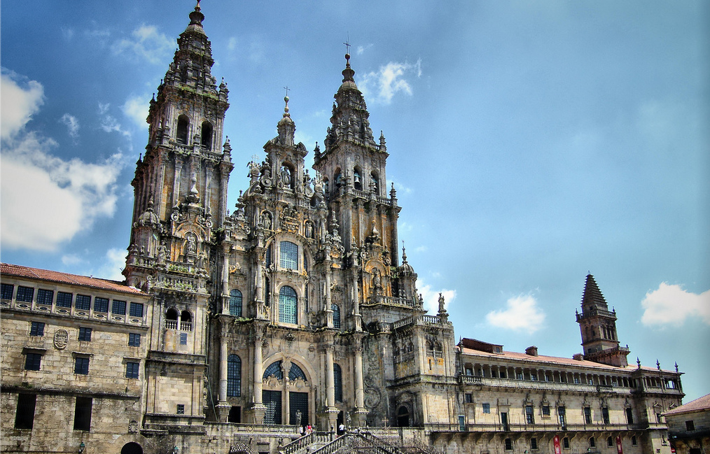 cattedrale santiago one